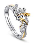 S925 Fee Ring