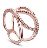 Glitzer S925 Ring