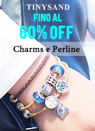TINYSAND Charms e Perline     Fino al 60% OFF