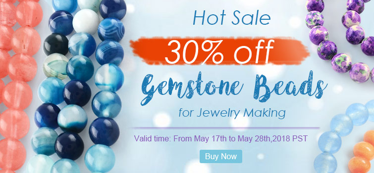 Gemstone Beads Up To 30% OFF
