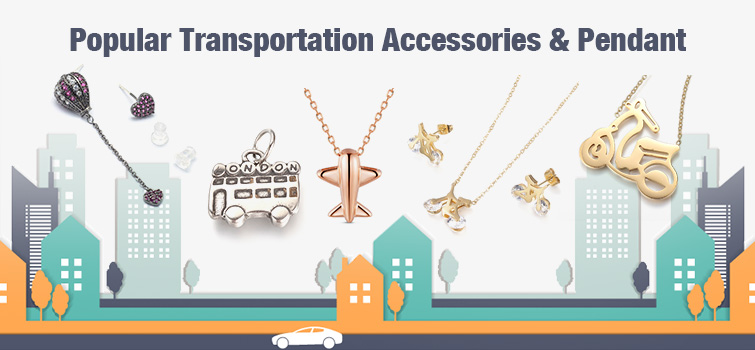 Popular Transportation Accessories & Pendant