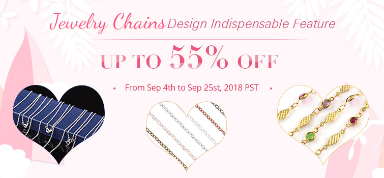 Jewelry Chains UP TO 55% OFF
