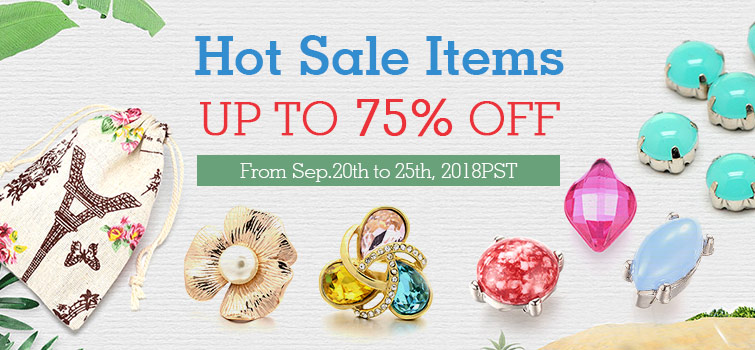 Hot Sale Items UP TO 75% OFF