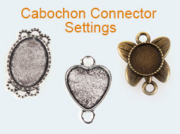 Cabochon Connector Settings