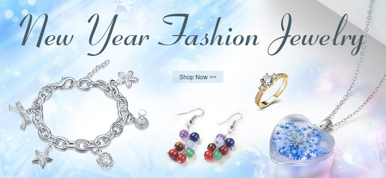 New Year Fashion Jewelry