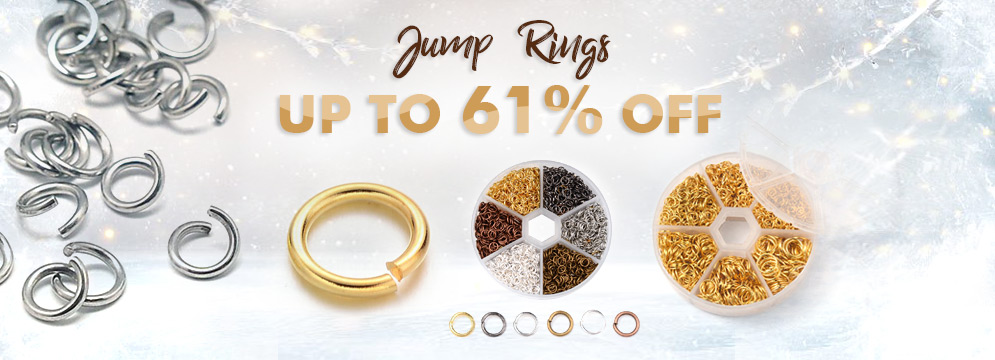 Jump Rings UP TO 61% OFF