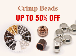 Crimp Beads UP TO 50% OFF