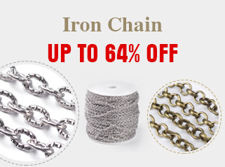 Iron Chain UP TO 64% OFF