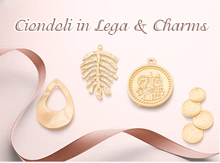Ciondoli in Lega & Charms