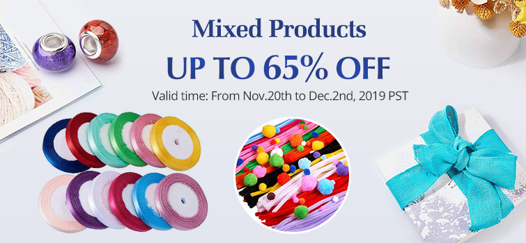 Mixed Products UP TO 65% OFF