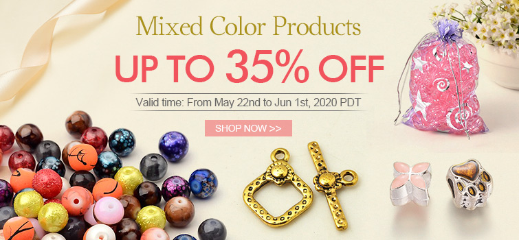 Mixed Color Products UP TO 35% OFF