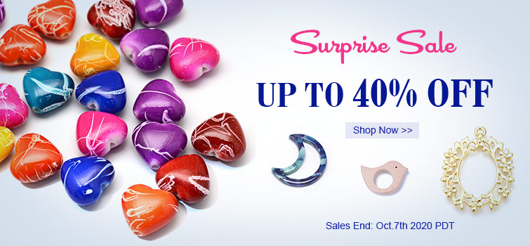 Surprise Sale UP TO 40% OFF