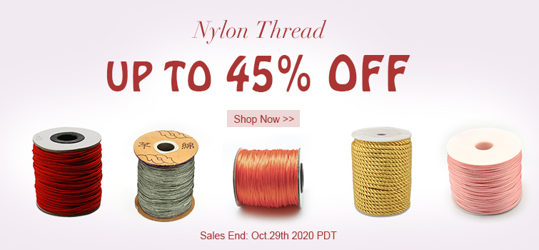 Nylon Thread UP TO 45% OFF
