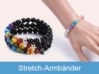 Stretch-Armbänder