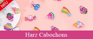 Harz Cabochons